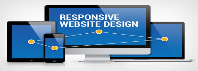 websites resizing according to device screens